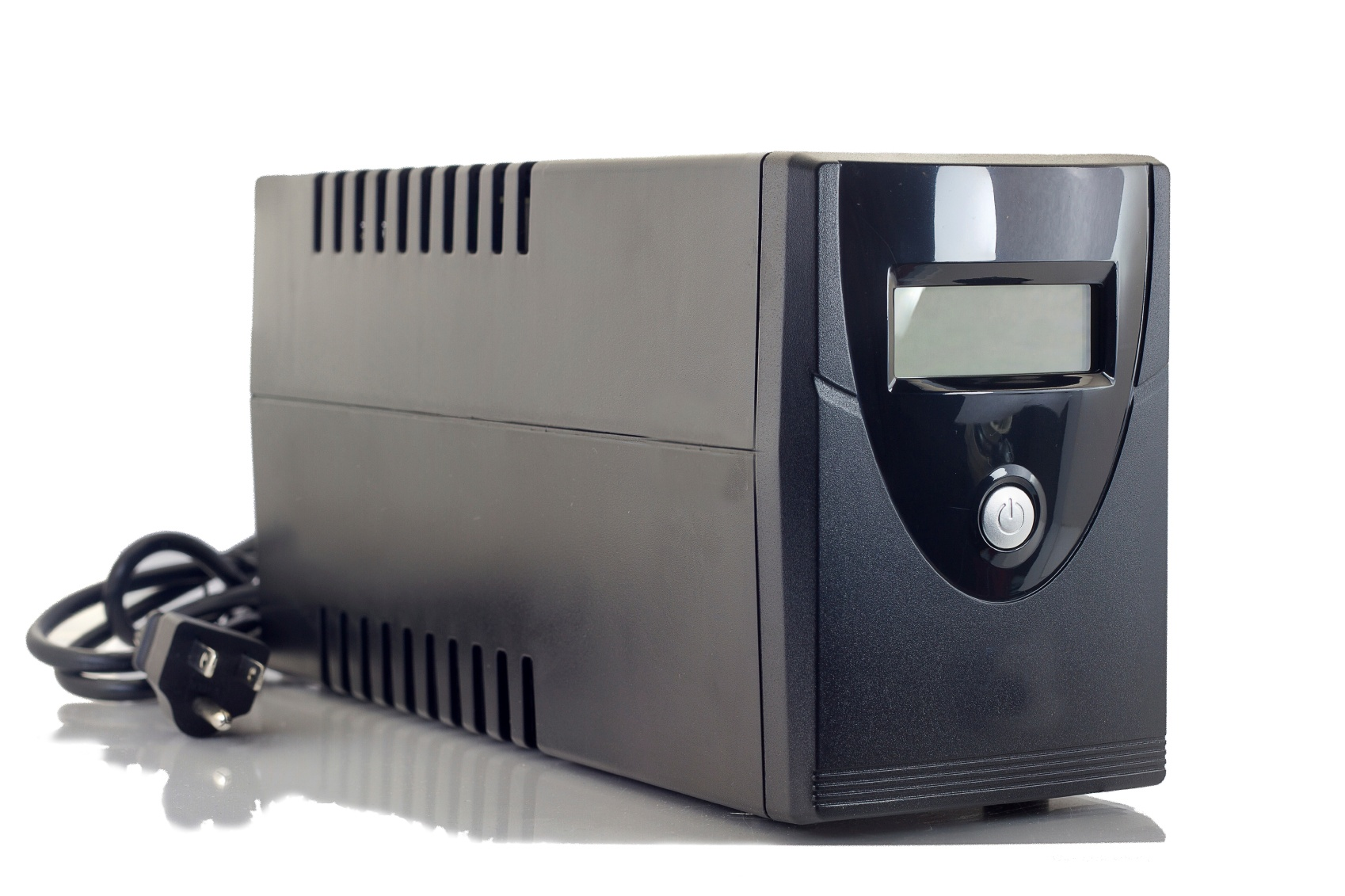 computer ups to power a pellet stove