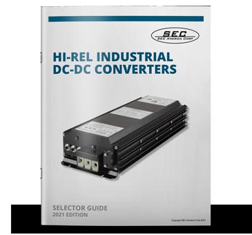 SEC_Hi-Rel-Industrial-DC-DC-Converters_Cover