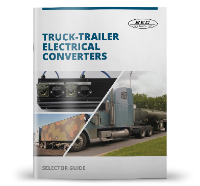 technical selector guide for truck trailer interfaces